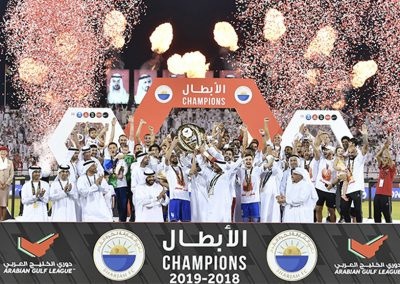 Spring Media extends Arabian Gulf League commitment for worldwide distribution