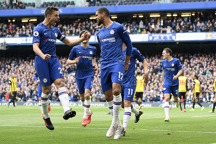 Spring Media and Chelsea sign exclusive media rights agreement