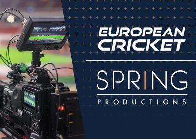 European Cricket extends agreement with Spring Productions