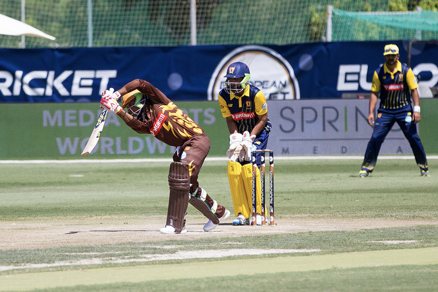 European Cricket joins forces with Sports Flick