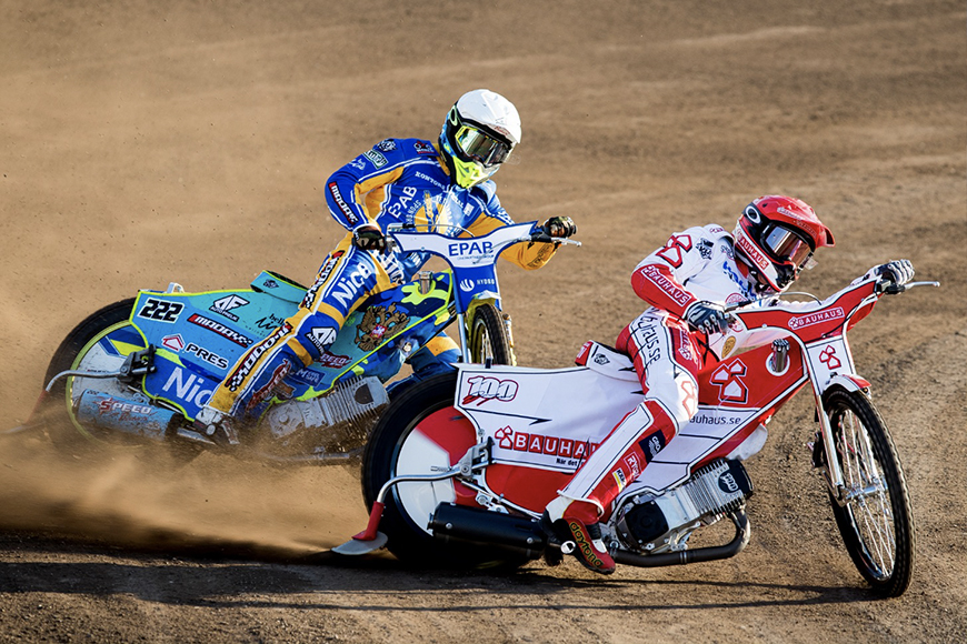 C More signs exclusive tv rights for the Swedish Elite Speedway Series