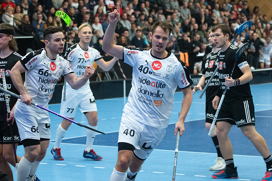 The new premier floorball league chooses Spring Media as its advisor