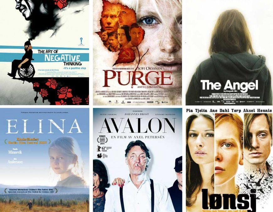 Nordic films to Central America