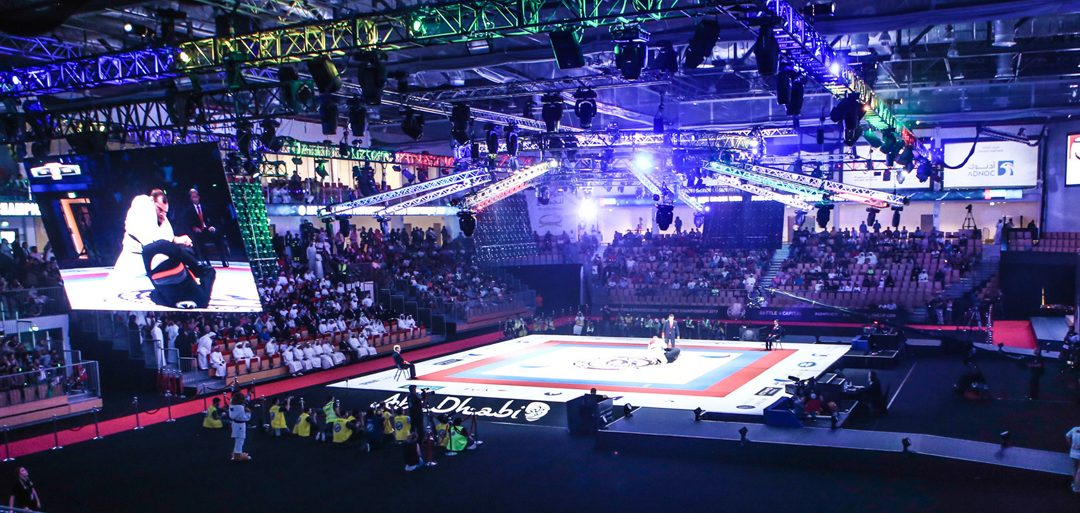Jiu Jitsu-Abu Dhabi Grand Slam