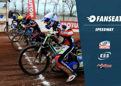 Fanseat enters into partnerships to broadcast the French, British and Swedish speedway leagues.