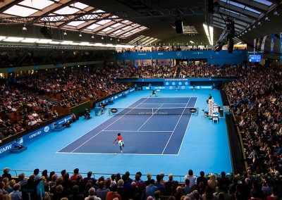 Strongest line up since decades in Stockholm Open – broadcast in over 100 territories
