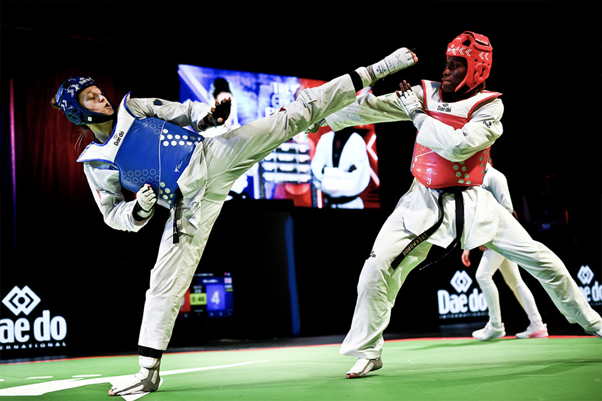 Spring Media and World Taekwondo extend media rights deal until 2024